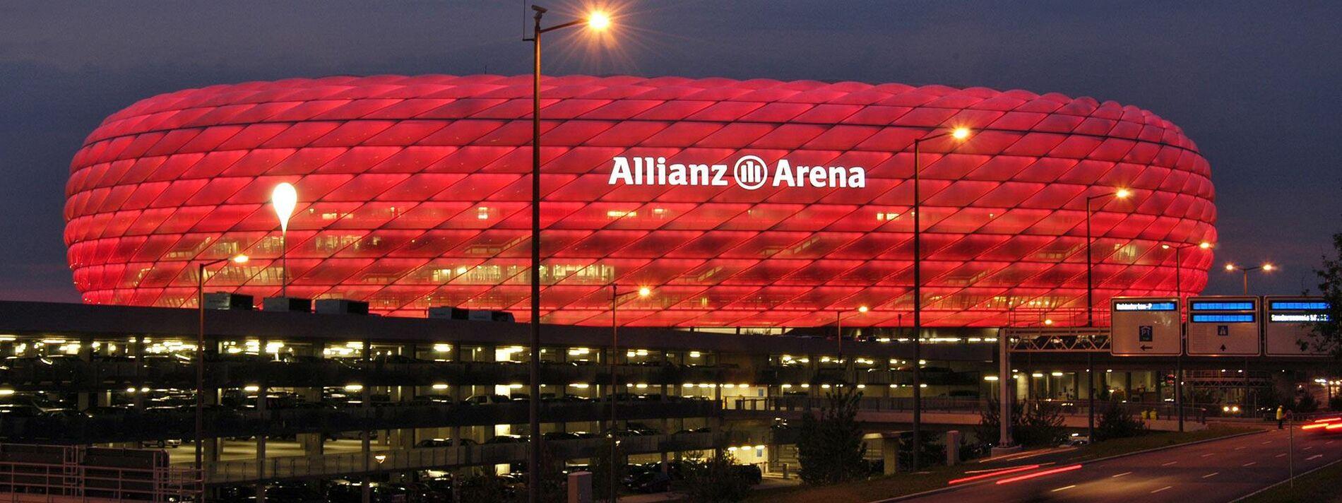 Allianz Arena Für Alle Fußballfans